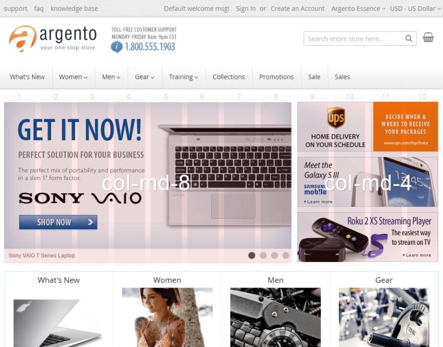 magento 2 customization