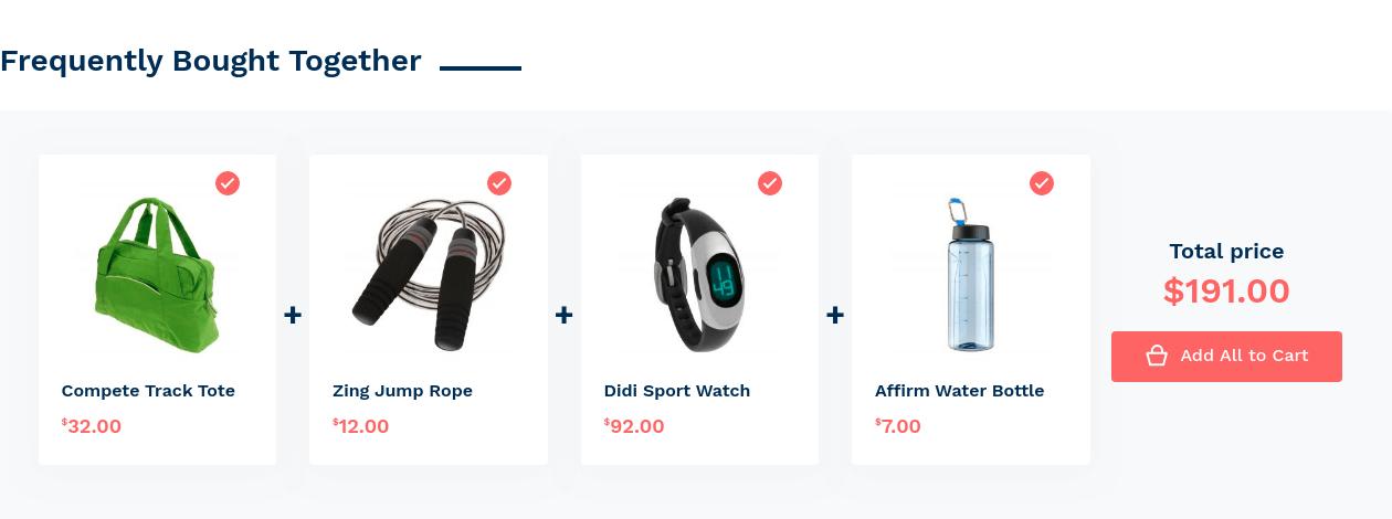magento 2 custom product page