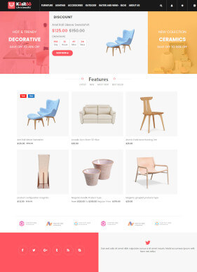 Free Magento Theme Ves Kasitoo