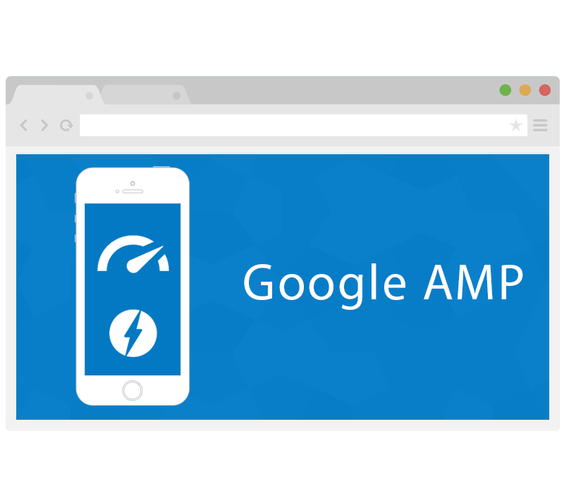 One-of-a-kind template with built-in Magento AMP support